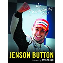 My Championship Year by Button, Jenson (November 19, 2009) Paperback