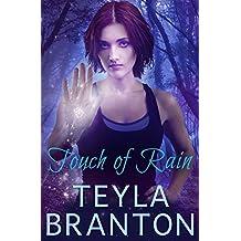 Touch of Rain: An Autumn Rain Mystery (Imprints Book 1) (English Edition)