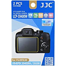 JJC pellicola proteggi schermo LCD per Fujifilm S9400W/S9200