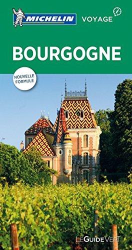 Bourgogne, guide vert 2017