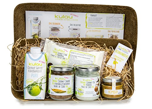 KULAU-Cocobox-Geschenkbox-Probierpaket-Kokos-Bio