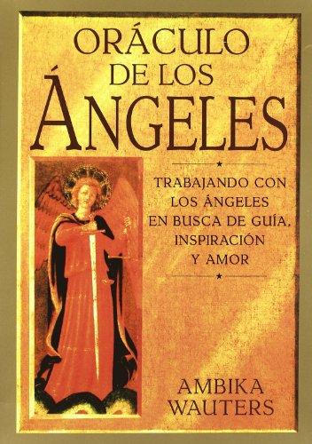 Portada del libro Oraculo De Los Angeles, El. (Tabla de Esmeralda)