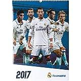 2017 Real Madrid A3 Calendar