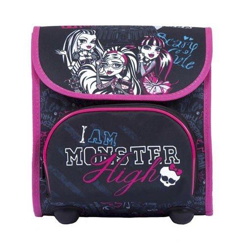 Undercover mhin8240–Cartable préscolaire Monster...