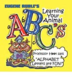 [ [ [ Learning Your Animal ABC's with Professor Hoot - Large Print [ LEARNING YOUR ANIMAL ABC'S WITH PROFESSOR HOOT - LARGE PRINT ] By Ruble, Eugene ( Author )Feb-01-2008 Paperback
