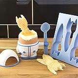 Flashpoint 556179 Astronaut Eierbecher und Toastschneider