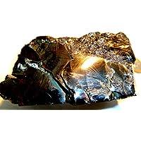 Boviswert Edel SCHUNGIT, seltene große Brocken, 183,15g, 9x5x4cm, schön und kraftvoll, aus Karelien, mit Zertifikat! preisvergleich bei billige-tabletten.eu