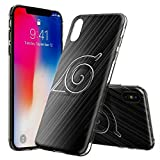 ASIB Coque iPhone XS/iPhone X Housse [Transparente Gel] Silicone Case Cover Crystal...