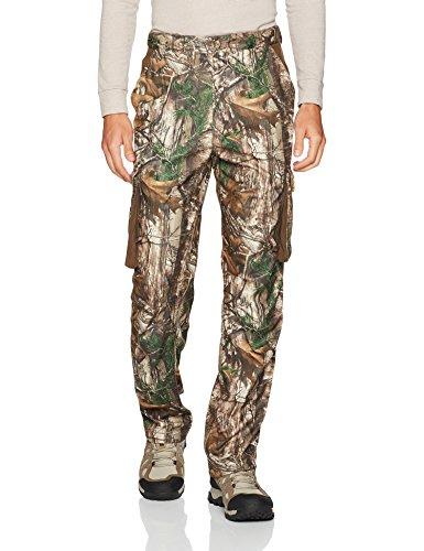 Realtree Camo-jagd-hosen (Rocky Silent Hunter Siq Cargohose für Herren, Herren, FQ0600555, Realtree Extra Camouflage, XL)