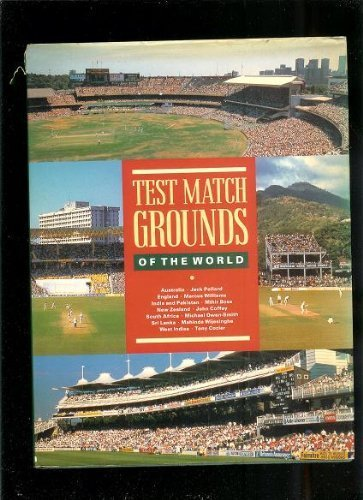 Test Match Grounds of the World por Marcus Williams