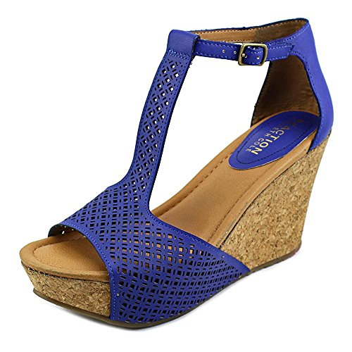 kenneth-cole-reaction-sole-tan-femmes-us-75-bleu-sandales-compenses