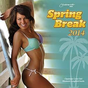 Graphique Spring Break 2014 Wall Calendar