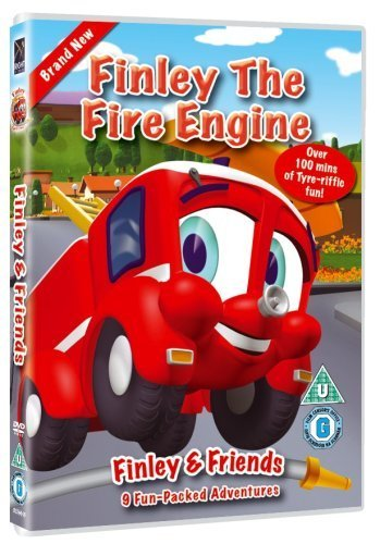 Finley The Fire Engine [Import anglais]