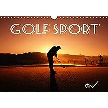 Golf Sport (Wandkalender 2018 DIN A4 quer): Golf - der neue Breitensport, faszinierend und spannend zugleich! (Monatskalender, 14 Seiten ) (CALVENDO Sport)