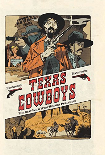 Texas Cowboys 1 (Comic Europeo (norma))