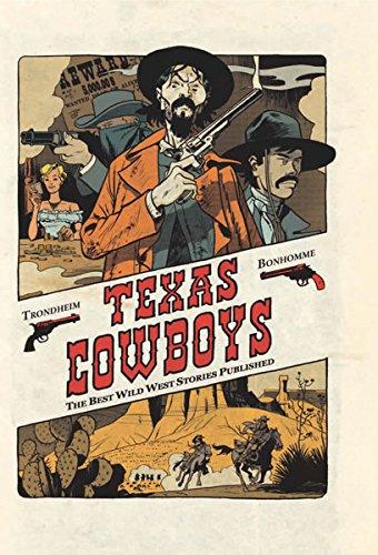 Nomadás 69- Texas Cowboys (Comic Europeo (norma))