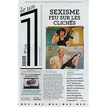 Le 1 - numéro 145 Sexisme feu sur les clichés