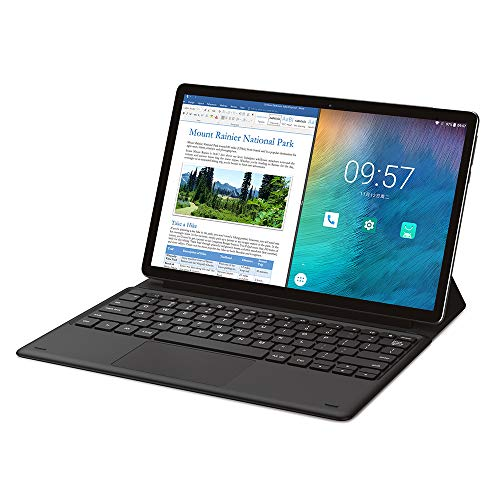 TECLAST Tablet PC M16 Pantalla de 11.6   1920 x 1080 FHD IPS 4GB RAM 128GB ROM 10 Núcleos Procesador Doble 4G 2.6GHz Doble Banda WiFi Diseño de Cuerpo Ligero de Metal Bandeja de Tarjeta Oculta Tipo- C