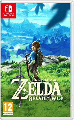 The Legend of Zelda Breath of the Wild Nintendo Switch