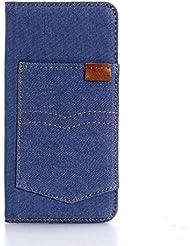 inShang iPhone 7 Funda Soporte y Carcasa para Apple iPhone7 4.7 inch,funda con suporte funzione, con construir-en cartera , Wallet design with card slot