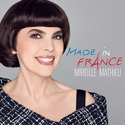 Made in France Mireille Mathieu-cd