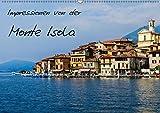 Impressionen von der Monte Isola (Wandkalender 2019 DIN A2 quer): Eindrücke und Einblicke von der Monte Isola im Iseosee (Geburtstagskalender, 14 Seiten ) (CALVENDO Orte)