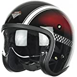 Casque de moto shoei J.O. Hawker TC1 Face ouverte