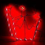Best Neón Lámparas de mesa - Homgrace - Lámpara de pared con diseño de Review