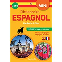 Mini Dictionnaire Hachette Vox - Bilingue Espagnol