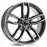 Diewe Wheels Trina, 7x 17ET425x 108Legierung Räder (Commercial) 1171hs-5108042720