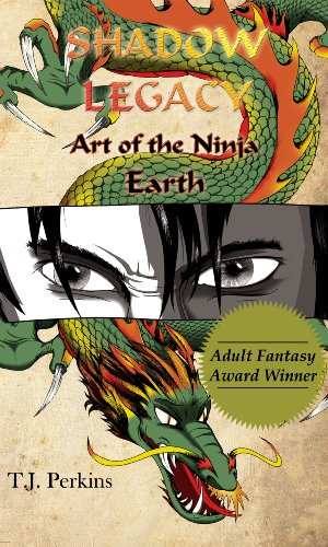 Art of the Ninja - Earth (Shadow Legacy Book 1) (English ...
