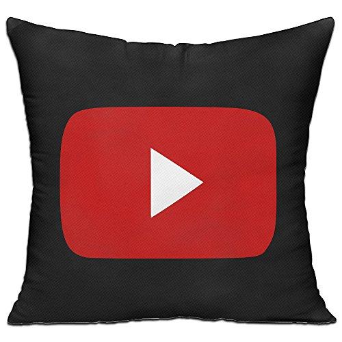YouTube Play Button Stilvolle Kopfkissen One ()