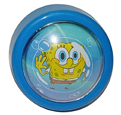 Nachtlicht Spongebob magisches Licht - Schlummerlicht Nachtlampe Lampe Schwammkopf Robert Patrick von Kinder-Land - Lampenhans.de