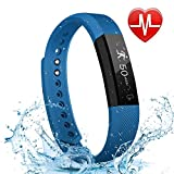 Best Fit Tracker Wristbands - LETSCOM Fitness Tracker HR, Bluetooth Activity Tracker Watch Review