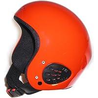 Charly AIR CONTROL Gleitschirmhelm / Skihelm / Snowboardhelm, unicolor weiß / rot / schwarz