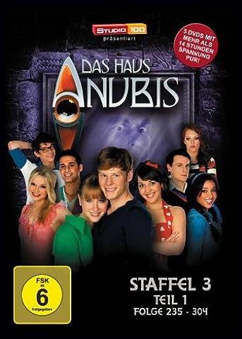 Das Haus Anubis, Staffel 3, Teil 1 [5 DVDs]