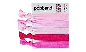 Popband goma elásticos para el pelo, Bubblegum