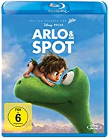 Arlo & Spot Blu-ray (FSK 6 Jahre)