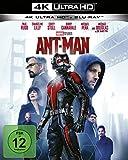Ant-Man  (4K Ultra HD) (+Blu-ray 2D) [2015]