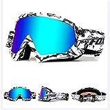 Gafas IHRKleid para moto, protección frente al viento y el polvo, gafas de snowboard, para la nieve, deportes de invierno, gafas protectoras