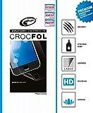 CROCFOL PREMIUM 5K HD (2er PACK) Schutzfolie für das Samsung Galaxy S5 / S5 neo Ultraklar und praktisch unsichtbar. ANTIBAKTERIELL (LOTUS EFFEKT) und KRATZFEST (HARD COATING). 3D Touch Folie für das Original Samsung Galaxy S5 / S5 neo.