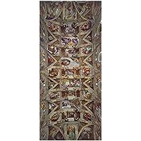 Amazon Fr Plafond De La Chapelle Sixtine Tableaux Posters Et