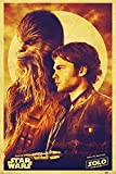 Póster Solo: A Star Wars Story - Han & Chewie (61cm x 91,5cm)
