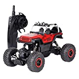 Jersh★ Remote Control Buggy, 2019 Four-Wheel Drive Remote Climbing Vehicle Remote Control Car RC Electric High Speed Off-Road Truck Electric Toy Children Gift