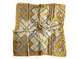 Leicht, weich, beige, designer-Stil, Ketten-Gürtel Damen Schal sarong-von Fat-catz-copy-catz