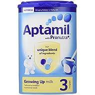 Aptamil Stage 3 Growing Up Milk Powder 900 g (Pack of 6)