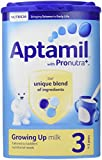 Aptamil Stage 3 Growing Up Milk Powder 900 g (Pack of 6)