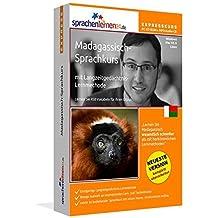 Madagassisch-Expresskurs mit Langzeitgedächtnis-Lernmethode von Sprachenlernen24.de: Fit für die Reise nach Madagaskar. Inkl. Reiseführer. PC CDROM+MP3-Audio-CD für Windows 8,7,Vista,XP/Linux/Mac OS X by Sprachenlernen24.de (2014-07-30)