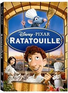 Ratatouille (Ws Ac3 Dol Ocrd) [DVD] [2007] [Region 1] [US Import] [NTSC]