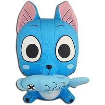 """Gran entretenimiento oriental Fairy tail-happy Coleccionable juguete de felpa, 10"""""""